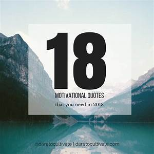 18 Daily Motiva... Daily Need Quotes