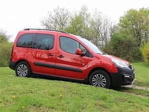 Peugeot Partner Tepee Outdoor : peugeot partner tepee outdoor 1 6 bluehdi 120 testbericht ~ Gottalentnigeria.com Avis de Voitures
