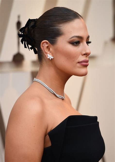 Oscars Hairstyles You Have See From The Back