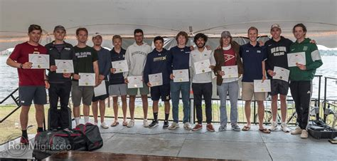 marlow ropes college sailor   year fowle trophy