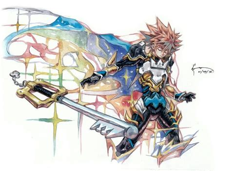 17 Best Images About Kingdom Hearts Artfan Art On