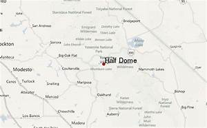 Half Dome Mountain Information