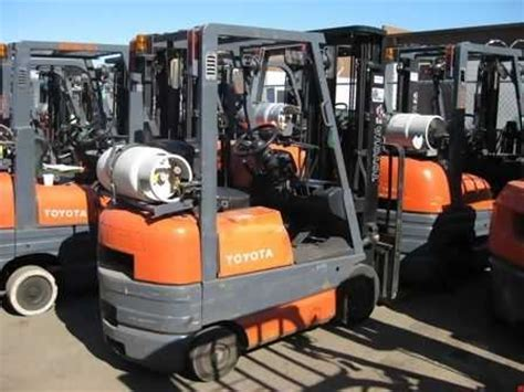 forklifts aerial lifts utility vehicles  phoenix
