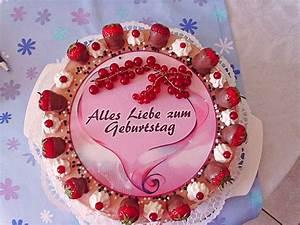 Torte Zum 50 Geburtstag Selber Machen : fruchtig creme torte rezepte ~ Frokenaadalensverden.com Haus und Dekorationen