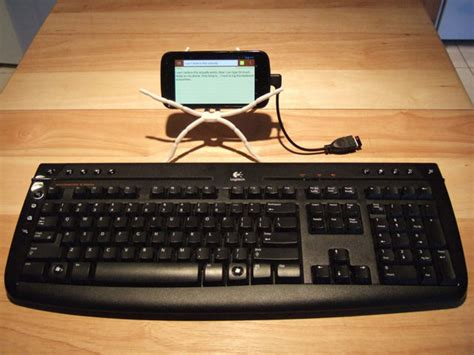Geeknizer » Use Pc Keyboard With Android Over Wifi, Usb
