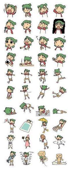 yotsuba koiwai figure figures anime