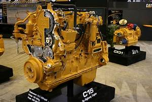 Trucking Company Sues Caterpillar Over Acert Engine