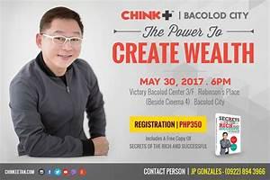 Filipino Motivational Speaker | Chinkee Tan - Filipino ...