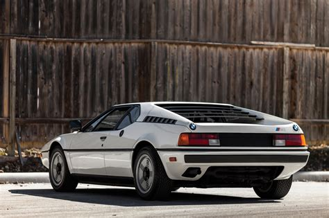 Bmw M1 Could Possibly Break Records At Auction
