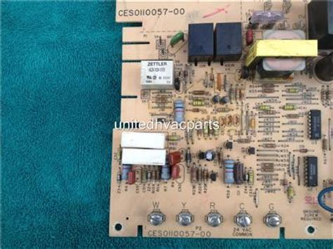 Oem Carrier Bryant Furnace Circuit Board Ces