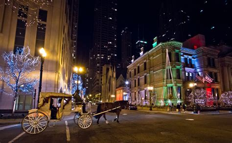 holiday events guide from chicago tonight tis the