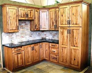 Rustic Hickory Kitchens – Wow Blog