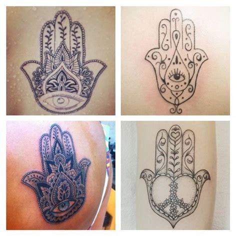 awesome hamsa tattoo designs