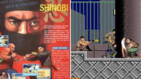 shinobi video game adaptation   works hollywood