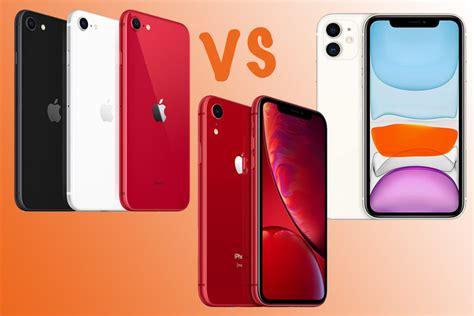 apple iphone se iphone xr iphone qual