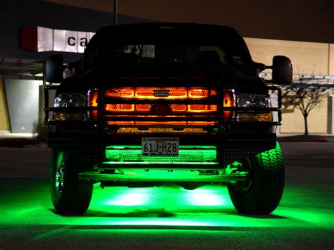 truck led lights recon truck accessories led truck lighting autos post