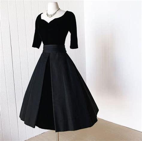 Vintage S Dress Cl Ic Dior Inspired Suzy Perette