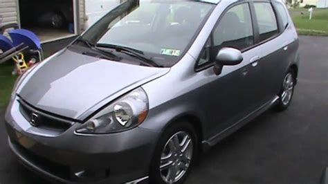 How to change the oil in a Honda Fit - YouTube