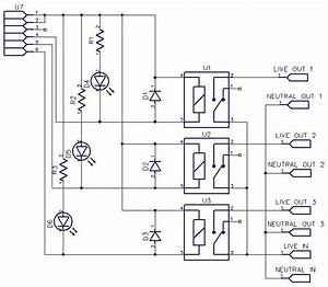 Circuit Diagram Of The Dtmf Decoder Module 2 3 Relay