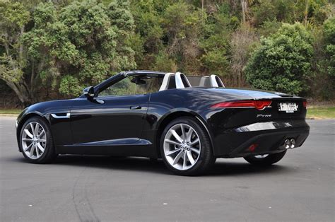 Jaguar F-type Convertible 2014 New Car Review