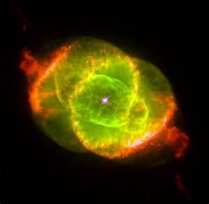The Cat's Eye Nebula | ESA/Hubble