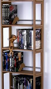 Regal Für Dvds : regal f r 208 dvds aus grau eingef rbtem mdf ~ Sanjose-hotels-ca.com Haus und Dekorationen