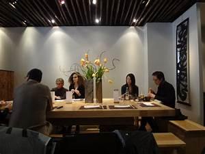 Restaurant Japonais Tours : ambiance zen chez kai le blog de gilles pudlowski les ~ Nature-et-papiers.com Idées de Décoration