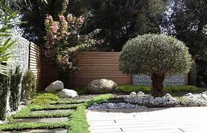 amenagement paysager pour la beaute de votre jardin a With faire son jardin paysager