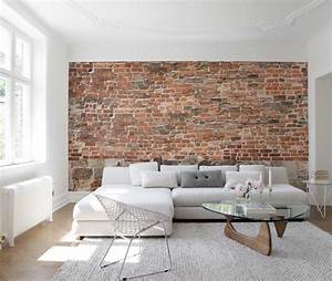 Old Brick Wall Wallpaper Mural Designed By Mr Perswall