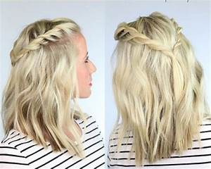 Easy Braided Hairstyles Easy Hairstyles With Braids