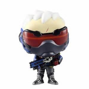 Funko POP 76 Overwatch Soldier
