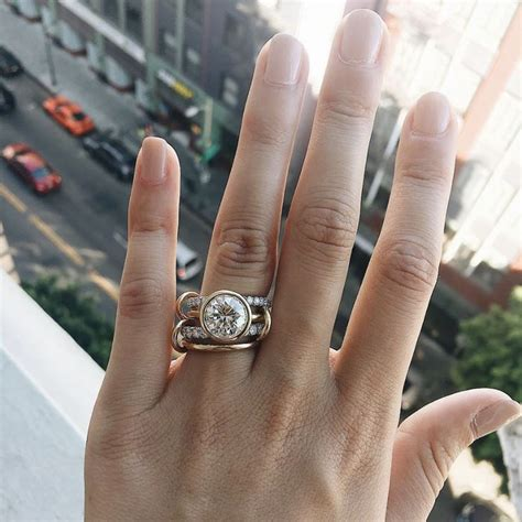 24 unique wedding bands that will turn heads who what wear