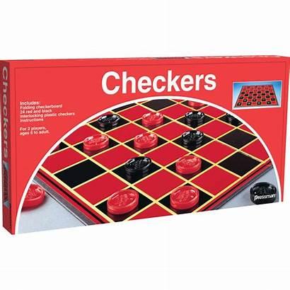 Gameboard Checkers Games Progressive