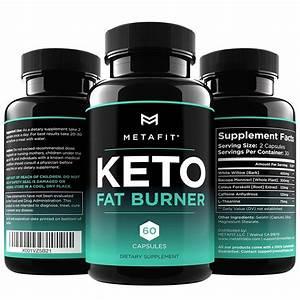 Keto Fat Burner Pills For Weight Loss  U2013 60 Keto Burn Capsules  U2013 Ketosis Diet Supplement For
