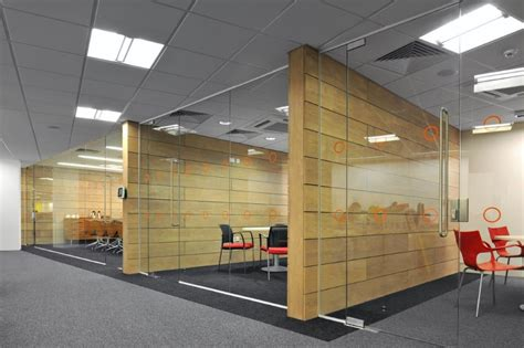 Glass Office Partitions, Glazed Walls, Supplier