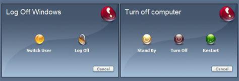 Umicons Logoff Shutdown Screen By Acedriver On Deviantart