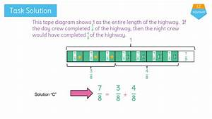 30 Draw And Label A Tape Diagram