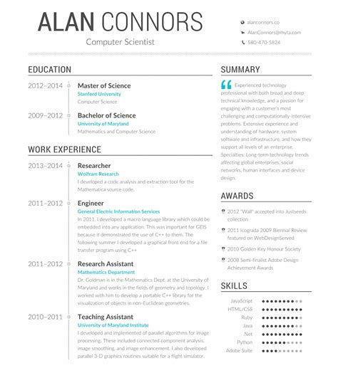 Pdf Resume Generator by Opensource Resume Generator Profession Is Ui Ux Design