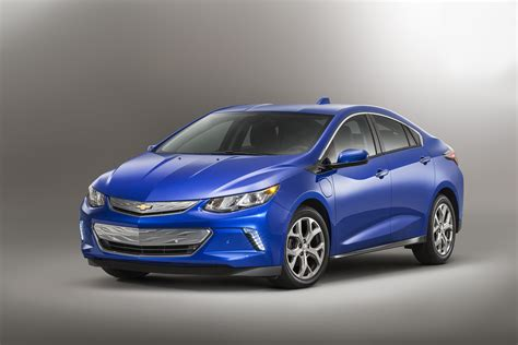 Best Electric Car Range 2016 by 2016 Chevy Volt Has 53 Mile Battery Range Says Epa Will