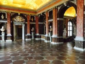 Drottningholm Palace Interior