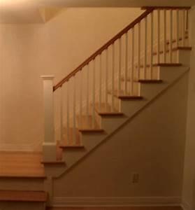 Rampe D Escalier Moderne : rampe d 39 escalier barreau poteau bois barreau moderne bm0 plancher 2000 ~ Melissatoandfro.com Idées de Décoration