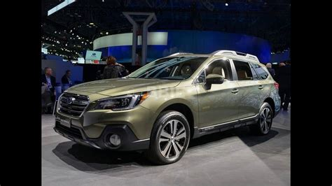2019 Subaru Outback by 2019 Subaru Outback Review Price Rumors Release Date