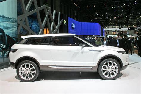 Photo Land Rover Lrx Concept Concept Car 2008