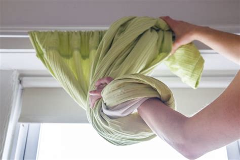 Creative Ways To Shorten Long Curtains
