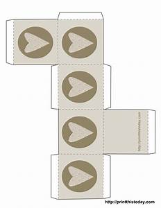 free printable wedding favor box templates With wedding favors templates free printable