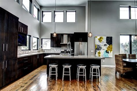 gray kitchen walls brown cabinets warm and grey kitchen cabinets ideas 6907