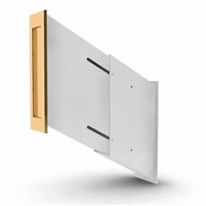 higway letter chute fully extended With through wall letter chute