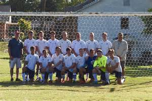 Trinity Christian School Soccer Team