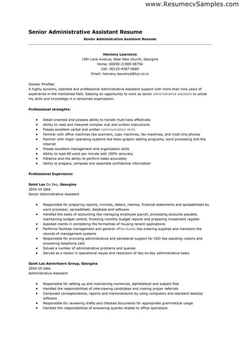 assistant resume templates for microsoft word ms word resume template learnhowtoloseweight net