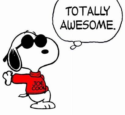 Snoopy Cool Joe Fun